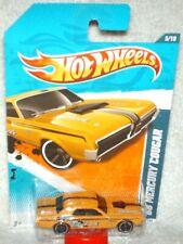 Hot Wheels 2011 HW Performance Series '68 Mercury Cougar KMART Exclusive ex.card