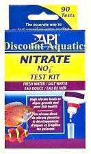 Al83 API Nitrate Aquarium Fish Tank Fresh Salt Water Marine 0-160 Test Kit 90