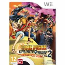 ONE PIECE UNLIMITED CRUISE 2 L'éveil D'un Héros Wii