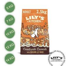 Lily's Kitchen Chicken & Duck - Grain Free Adult Dog Dry Food (5 - 14kg)