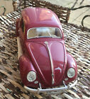 VW Beetle 1955 Burago 1/18 model car