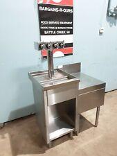""""""" Glas Tender Fbb18 """" Commercial Stainless Steel Beer Keg Bar & Tower Spigots"""
