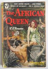 The African Queen C.S. Forester 1952 Vintage Paperback Third Print 1949 Good