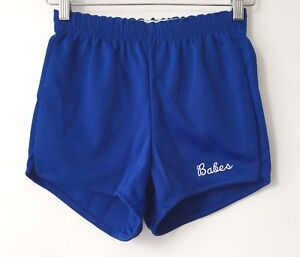 legit babes X russell athletic cheerleader shorts women's size small NWOT 90s