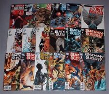 BATMAN AND THE OUTSIDERS - 18 Issue assortment (2007-2010) from DC Comics