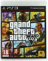 GTA 5 (PS3) - Grand Theft Auto V - MINT - Super FAST & QUICK Delivery FREE
