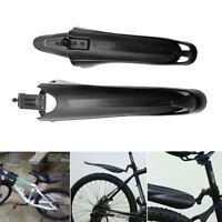 1X(Grembiule da bicicletta Set MTB Mountain Bike parafango Parafango F4H1)