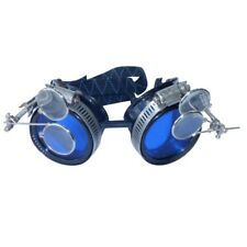 Steampunk Crazy goggles Burning man wholesale costume accessories bbb Halloween