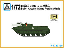 S-model 1/72 PS720158 BMD-1 Airborne Infantry Fighting Vehicle (1+1)