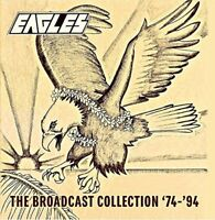 Eagles - the Broadcast Collection '74-'94 (2017)  7CD Box Set  NEW  SPEEDYPOST