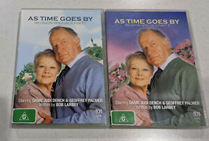 As Time Goes By Reunion Specials Part 1 and Part 2 (2 DVD set) Region 4