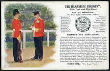 Hampshire Collectable Military Postcards