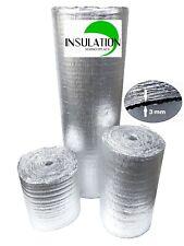 Smartshield 3mm Reflective Insulation Roll Foam Core Radiant Barrier Aluminum