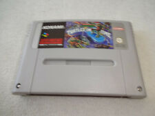 IV Turtles in Time SNES Super Nintendo game only the module
