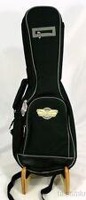 High Quality Ukulele Soft Bag,Soprano,black@!