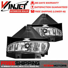 WINJET WJ30-0086-09 OEM SERIES FOR [1999-2004 FORD MUSTANG GT] CLEAR DRIVING FOG