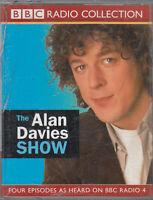 The Alan Davies Show 2 Cassette Audio 4 Episodes BBC Radio 4 Comedy Sitcom