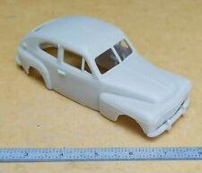 3D PRINTED 1/25 VOLVO PV 444 BODY. SLOT CAR BODY.  PLEASE READ!!!