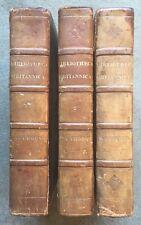 1824 - Bibliotheca Britannica.  By Robert Watt.