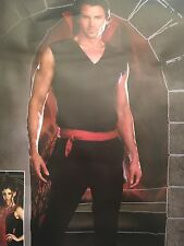 men's vampire costume male costume man fancy dress