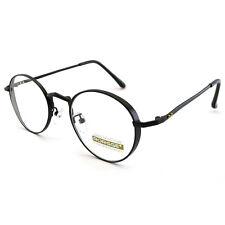 Vintage Retro Inspired Round Glasses Classic Eyeglasses Clear Lens Sunglasses