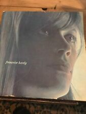 Francoise Hardy Vinyl Lp Album French Version Fold Out Cover 1960s Vogue Rare