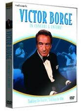 Victor Borge Live In Concert & Encore - DVD NEW & SEALED