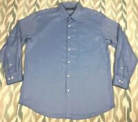 Greg Norman Men's Button Down Long Sleeve Classic Shirt Size L Large