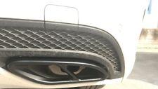 C450 / C43 AMG Look schwarze Auspuffblende für C-Klasse W205 (W176,W246,X253)