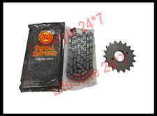 Royal Enfield 102 Link Chain & 18T Front Sprocket For Classic 500cc Model