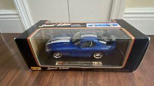 Maisto® Special Edition 1996 Dodge Viper GTS 1:18 Diecast