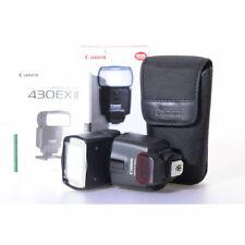 Canon 430EXII Speedlite / Blitzgerät / Leitzahl 43 / Blitz / Flash