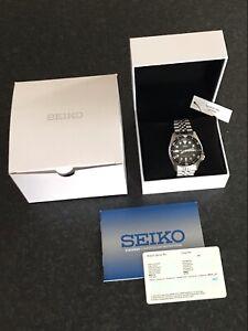 Seiko SKX013K2 Near Mint Condition Manufactured 2018