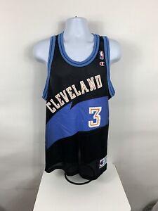 Vintage Cleveland Cavaliers Champion Bub Sura Jersey Size 44