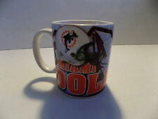 Miami Dolphins Old Logo Ceramic Coffee Cup Mug