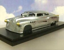 "AutoCult 1/43 Resina 1952 Buick Súper Riviera ""Bombón Betty "" Speed Récord Coche"