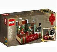 BRAND NEW LEGO 40410 Charles Dickens Tribute 40410 Sealed Box