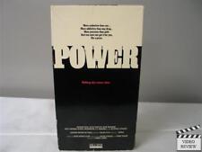 Power VHS Richard Gere, Julie Christie, Gene Hackman, Denzel Washington; Lumet