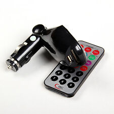 4in1 Car MP3 Player Wireless FM Transmitter for SD/MMC/USB/CD Remote