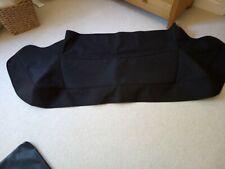 Jaguar XJS Convertible Tonneau Hood Cover With Bag.