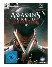 Assassin's Creed Liberation HD UPLAY Key Pc Game Download Code [Blitzversand]