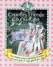 NEW COUNTRY FRIENDS GO QUILTING BOOK 2