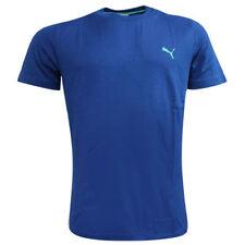 Camisetas de hombre de manga corta PUMA color principal azul
