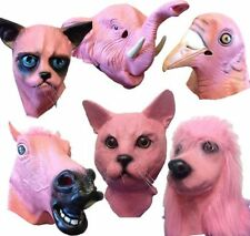 Animals & Nature Costume Masks