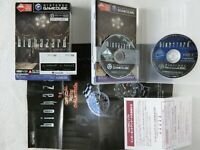 Biohazard Resident Evil GC CAPCOM Nintendo Gamecube From Japan