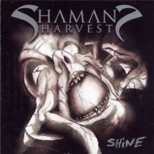 Shaman`s Harvest - Shine - Brand New, Mint, Sealed - Tribal Music CD - Dragonfly
