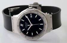 HUBLOT MDM Ref #B 1525.1 Stainless Steel Wristwatch