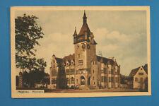 Alsace Bas-Rhin Alsace 67 AK CPA Hagenau 1913 Haguenau musée rue auberge maison