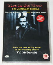 WIRE IN THE BLOOD  - The Mermaids Singing - DVD - NEW IN SEALED BOX