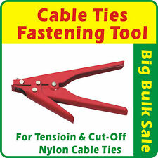 Cable Ties Fastening Cutter For Tensioin & Cut-Off Nylon Cable Ties Aus Seller